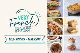 Very French Beans - Deli • Kitchen • Take Away