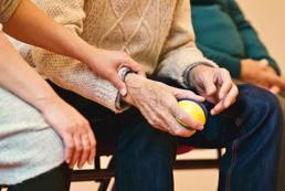 Colocation personnes atteintes de la maladie d'Alzheimer