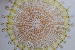 Arts appliqués - Céramiste - Peintre