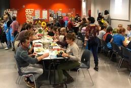 Les Petites Cantines Annecy - Restaurant participatif et solidaire